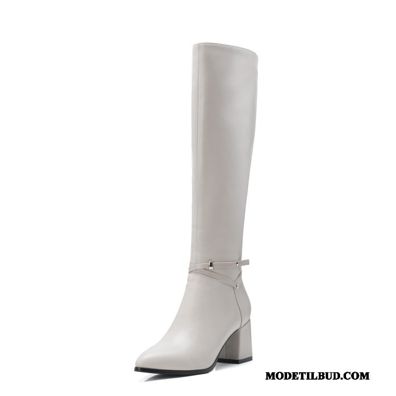 Høje støvler Støvler cognac | Høje støvler, Støvler