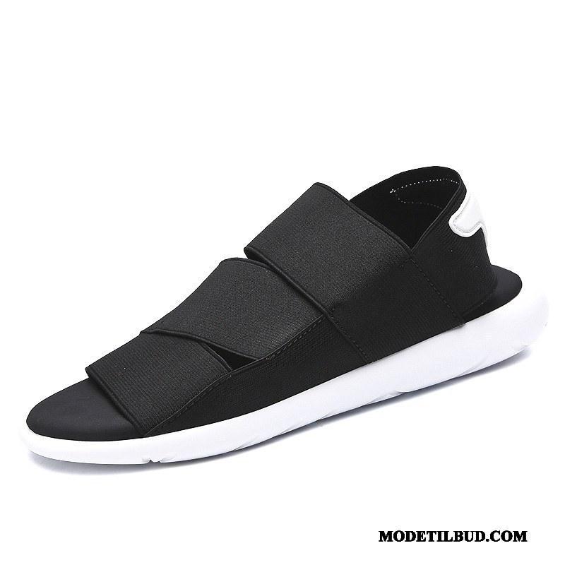 Herre Sandaler Butik Rom 2019 Trend Casual Fritids Alt Matcher Sand Sort