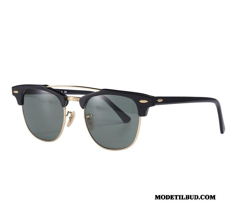Herre Solbriller Billige Mode Hærdet Glas Polarisator Trend Mænd Grå